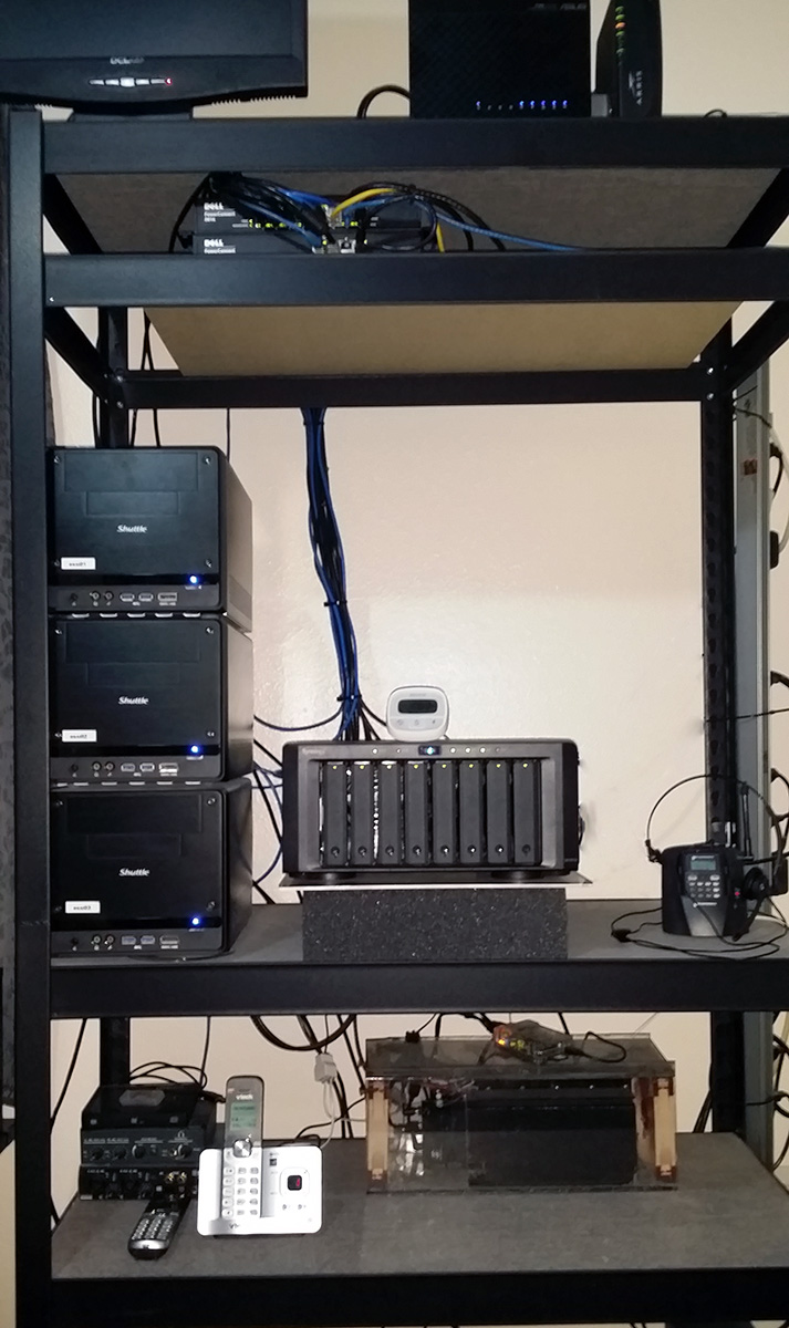 Home Lab Photo