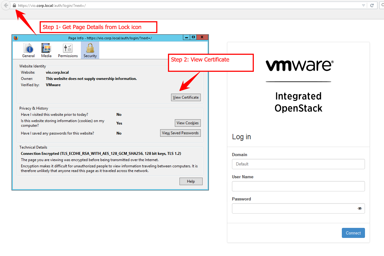 Getting Started with Kubernetes and VMware Integrated
